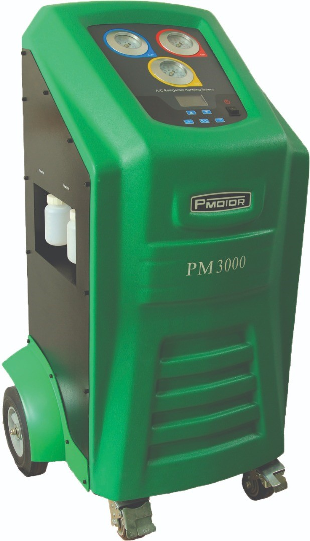 دستگاه شارژ کولر خودرو - یگانه صنعت